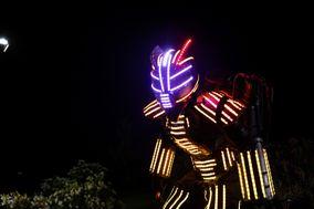 Infinite Light RobotLed