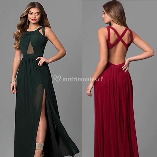 Vestidos de fiesta importados santiago
