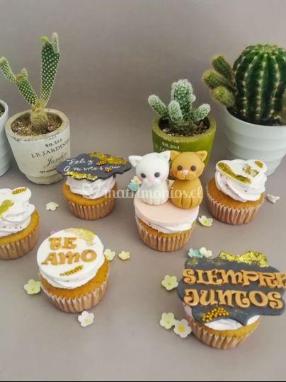 Nuestros adorados cupcakes