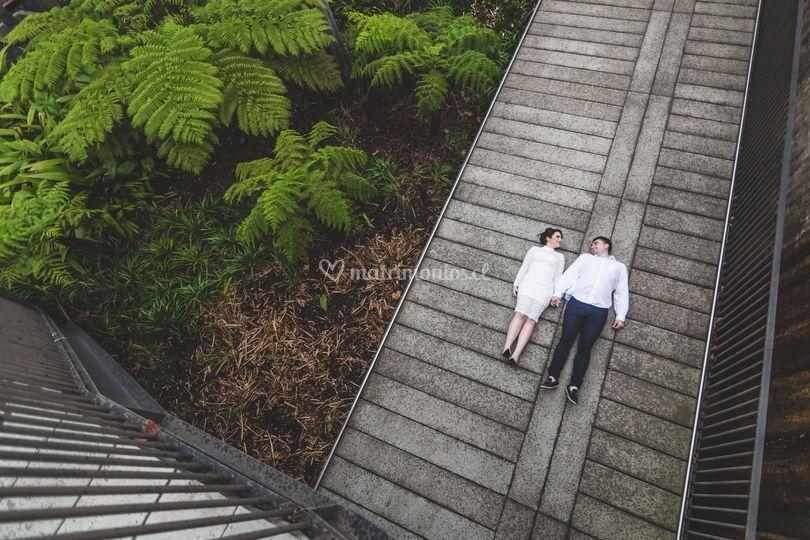 Zaki y Victoria - Sydney, AU