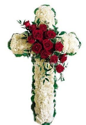 Arreglos florales funebres