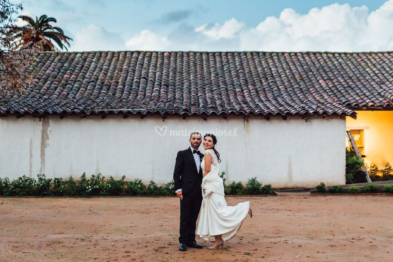 Dani + Ale - Casona Sanchina