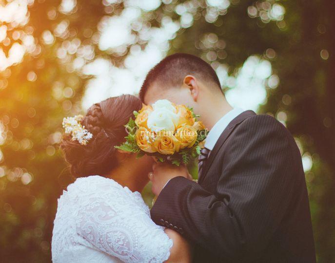 Matrimonio Rachel y Adonay