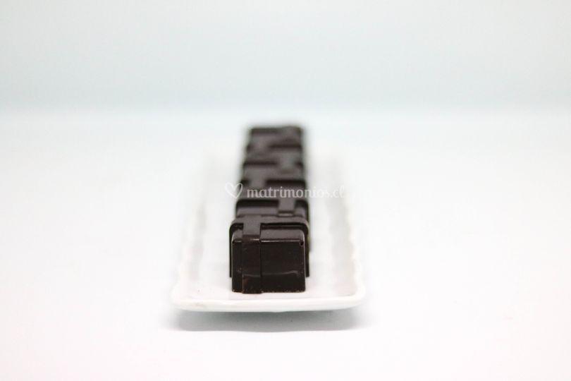 Bombón bitter 70% cacao