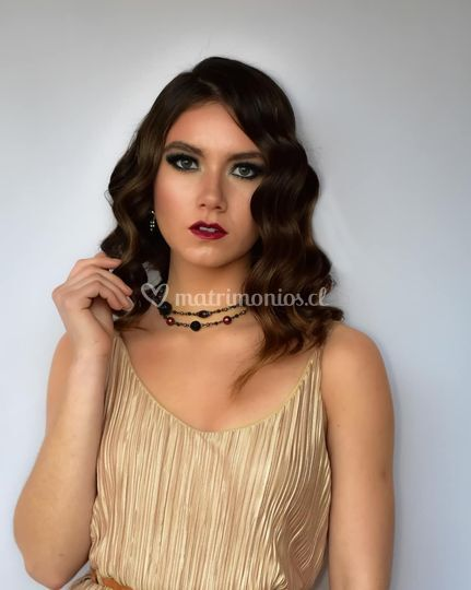 Makeup y peinado
