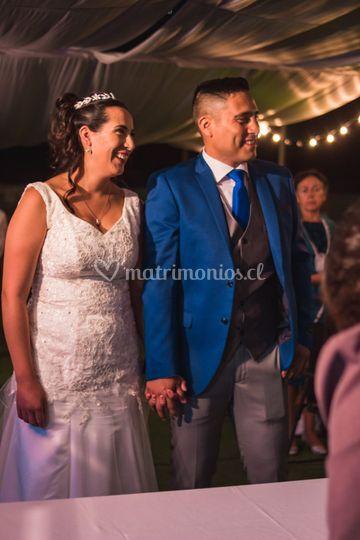 Matrimonio Herman & Quintina