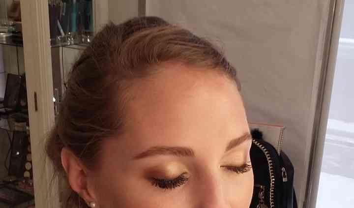 Isabel Vicencio Makeup