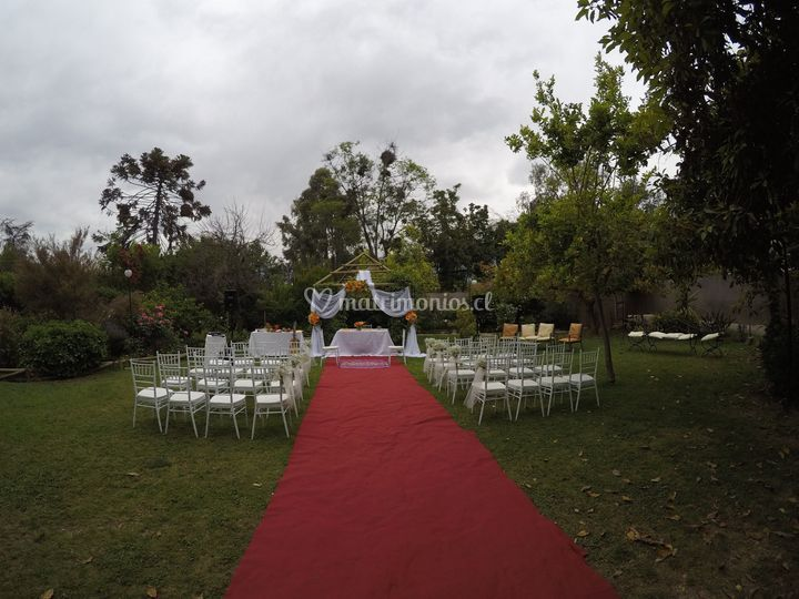 Listos para el matrimonio