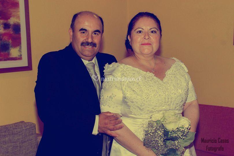 Carmen y José