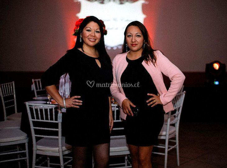Junto a Karla Bustos Wedding Planner