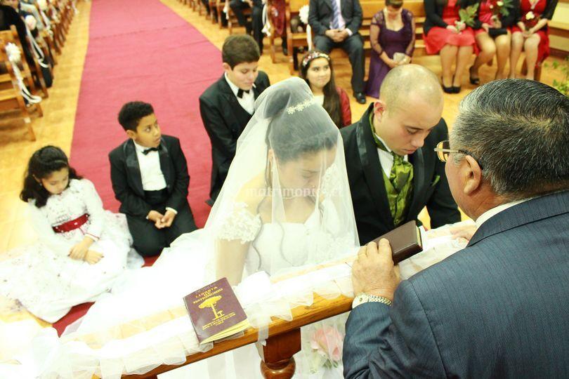 Ceremonia sagrada