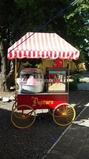 Pop Corn Eventos