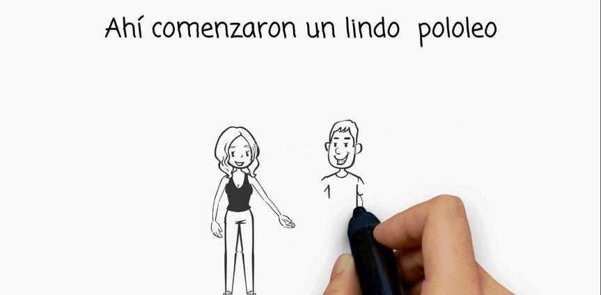 Ejemplo de animación