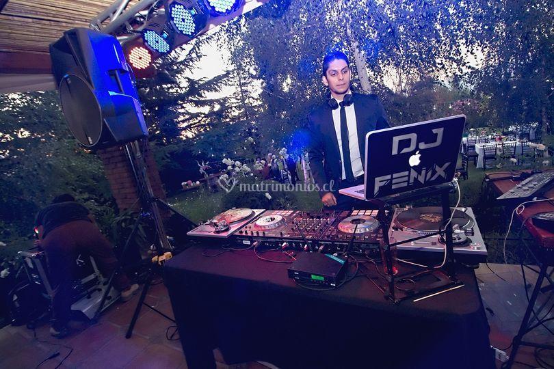 DJ Fenix