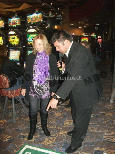 Animación en casino