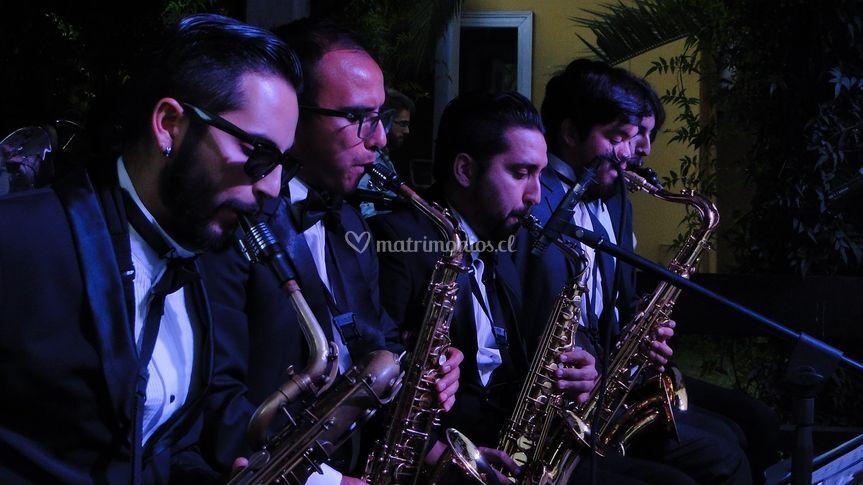 Big Band Orquesta