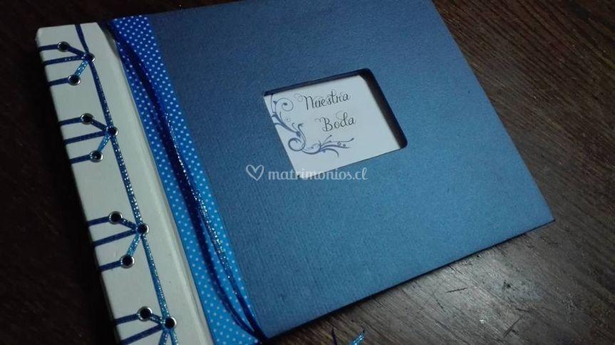 Libro de firmas buenos deseos