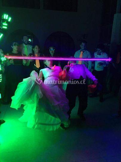 Fiesta matrimonios