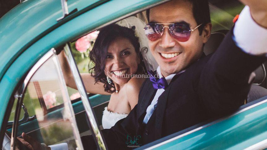 Fotógrafo de matrimonio