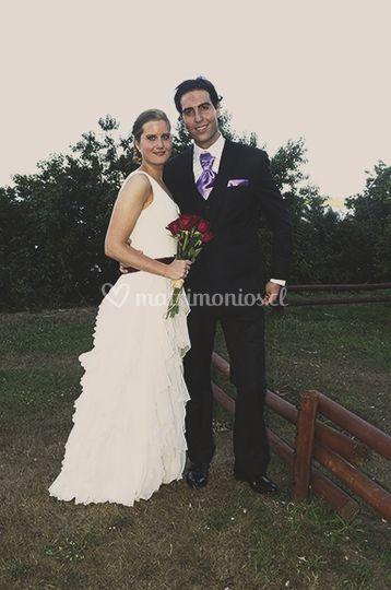 Anne Marie & Gonzalo