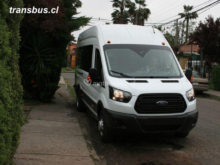 Minibús Ford Transit