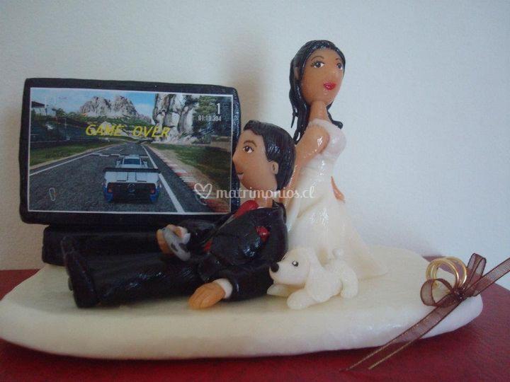 Matrimonio y video games