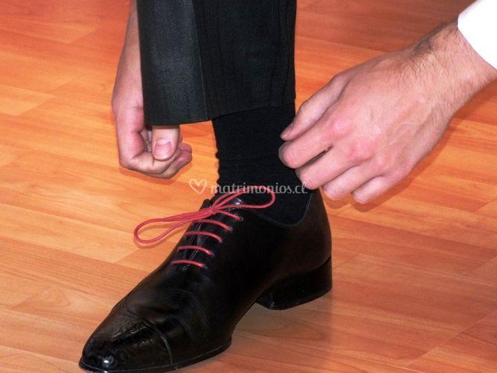 Zapato de boda