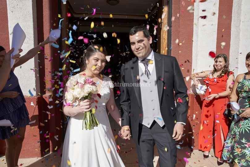Mario y Daniela
