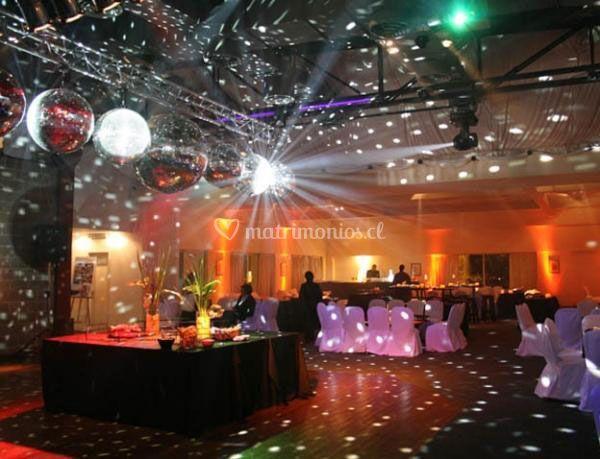 Iluminación para matrimonios