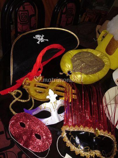 Sombreros cabina