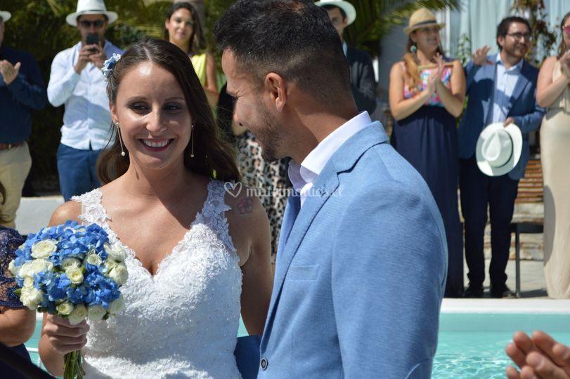 Matrimonio Belén y Gerson