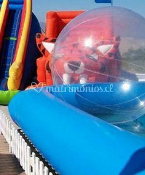 Juegos inflables