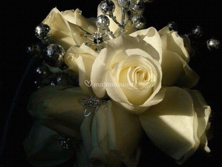 Rosas y brillos