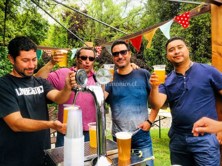 Cerveza y Micheladas Lumberjack