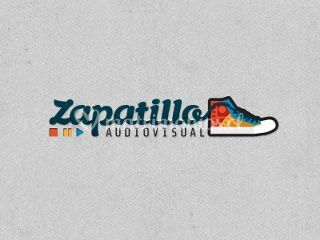 Zapatillo audiovisual logo