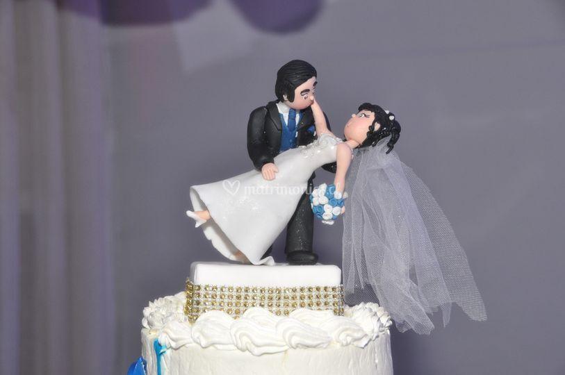 Figura para la torta