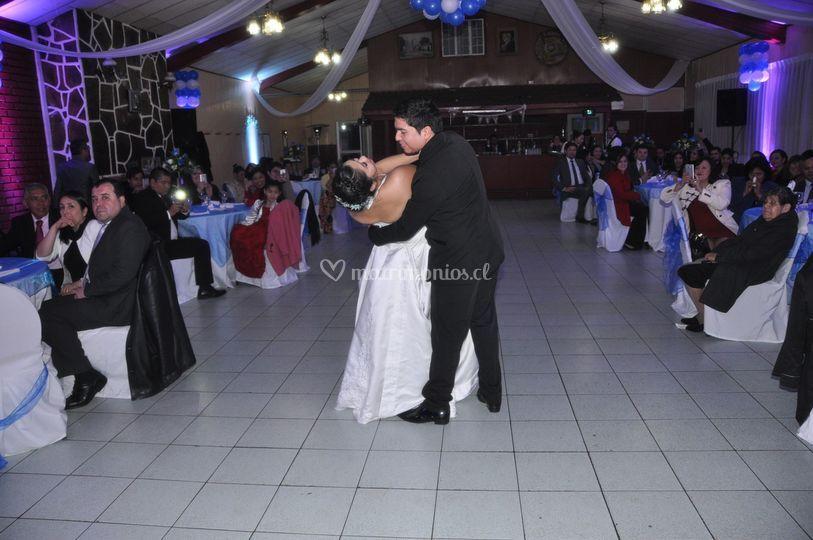 La fiesta y el baile