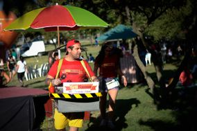 Grill Runner - Comida alemana