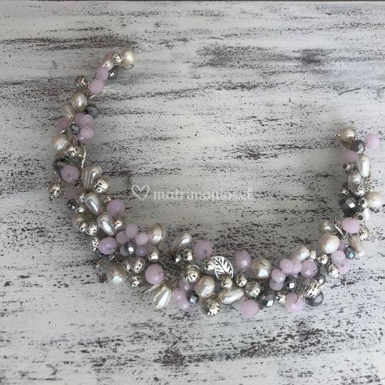 Cristales y perlas