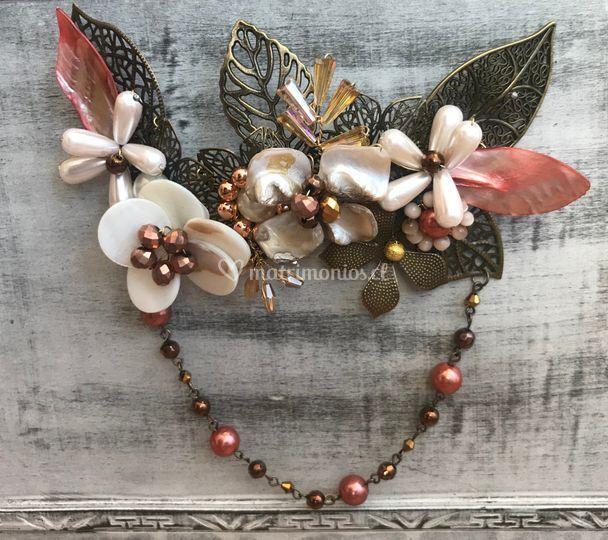 Nácar y perlas