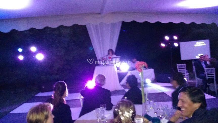 Matrimonio Pimentel Leon