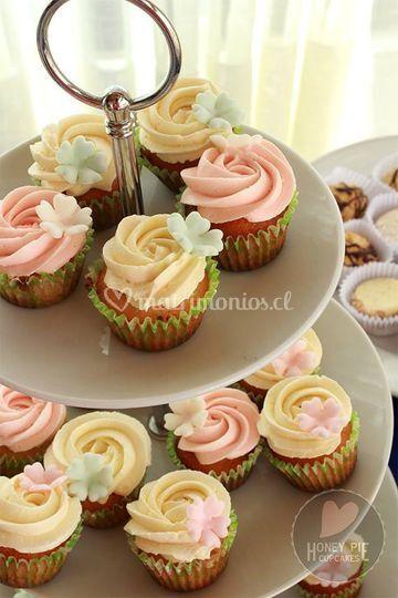 Mini cupcakes matrimonio