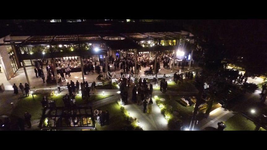 Drone Noche