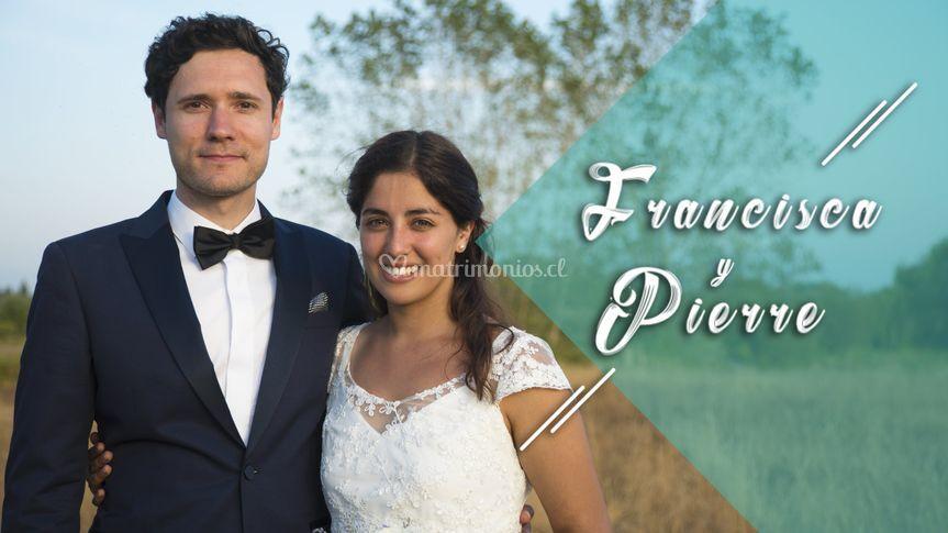 Fran y Pierre Matrimonio