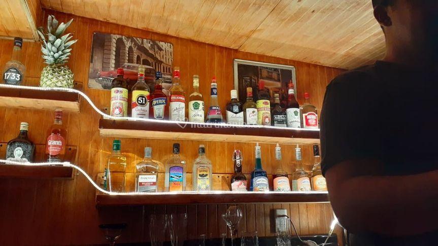 Bar Drink Truck