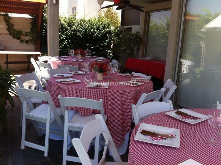 Evento estilo italiano