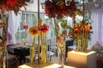 Detalle flores buffet
