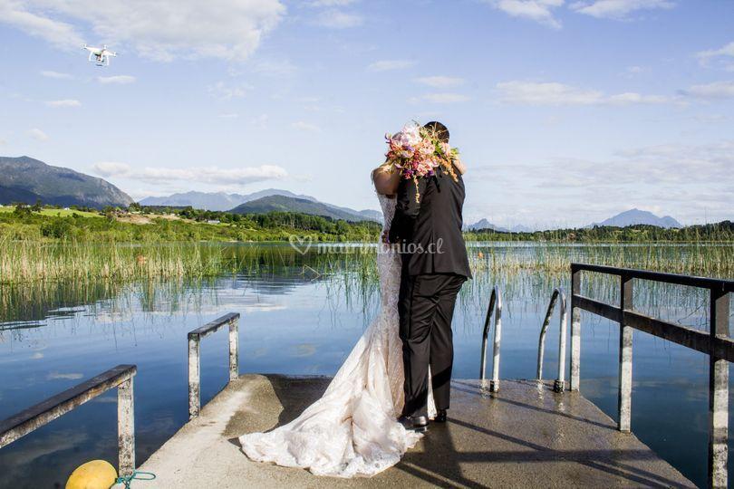 Matrimonio en Lago Ranco