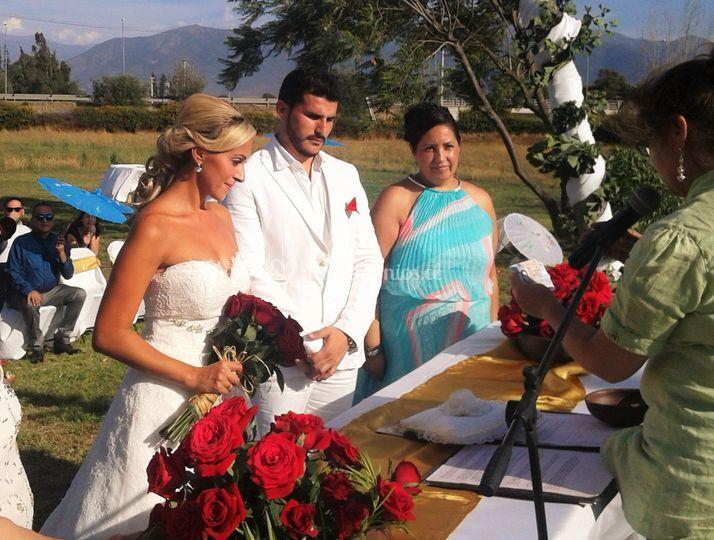 Matrimonio Olmué