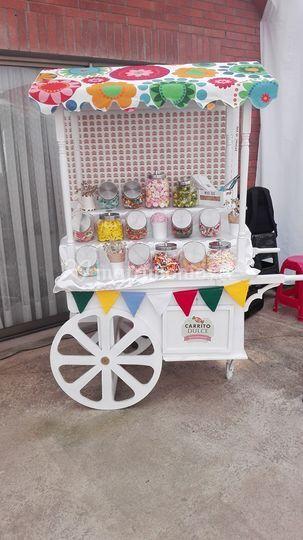 Candy-cart Brisas de Chicureo